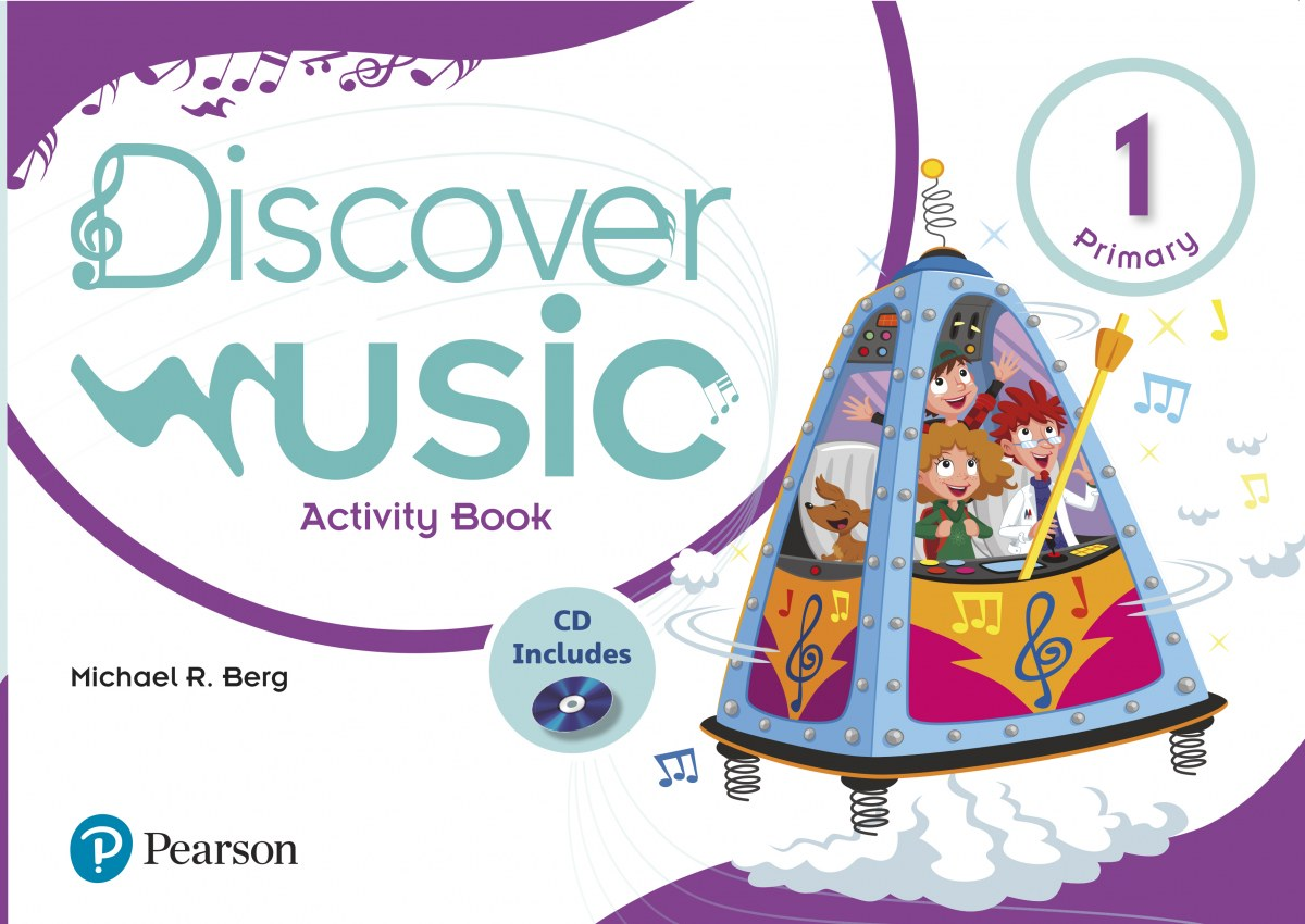 DISCOVER MUSIC 1 ACTIVITY BOOK PACK