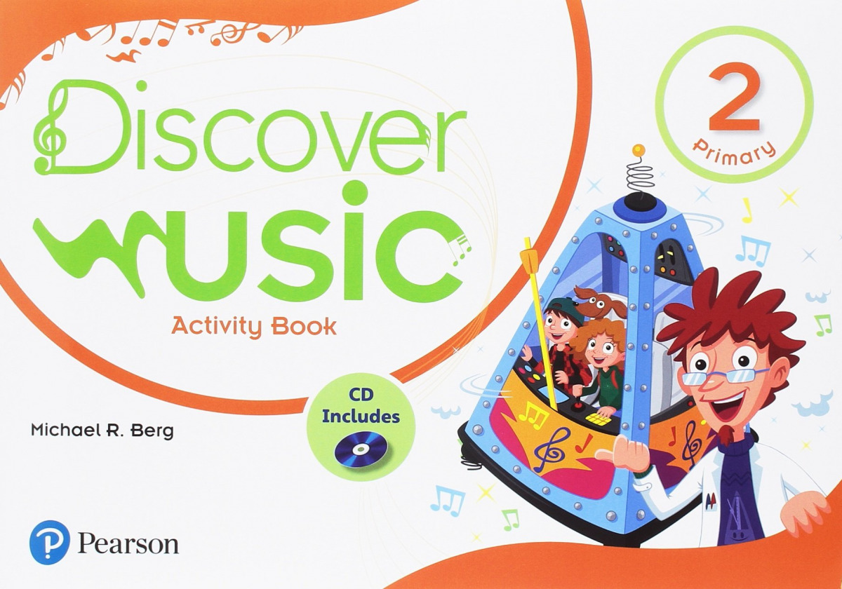 DIISCOVER MUSIC 2 ACTIVITY BOOK PACK