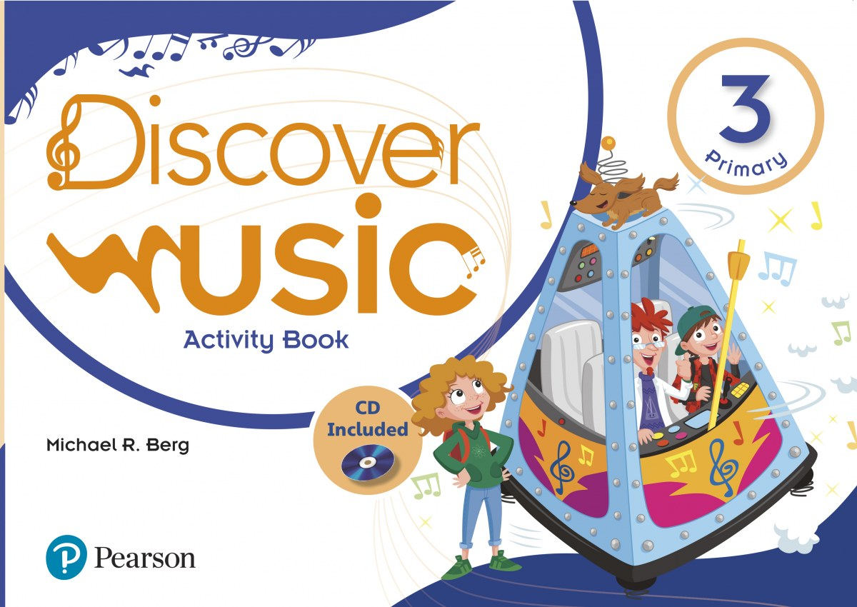 DISCOVER MUSIC 3 ACTIVITY BOOK PACK