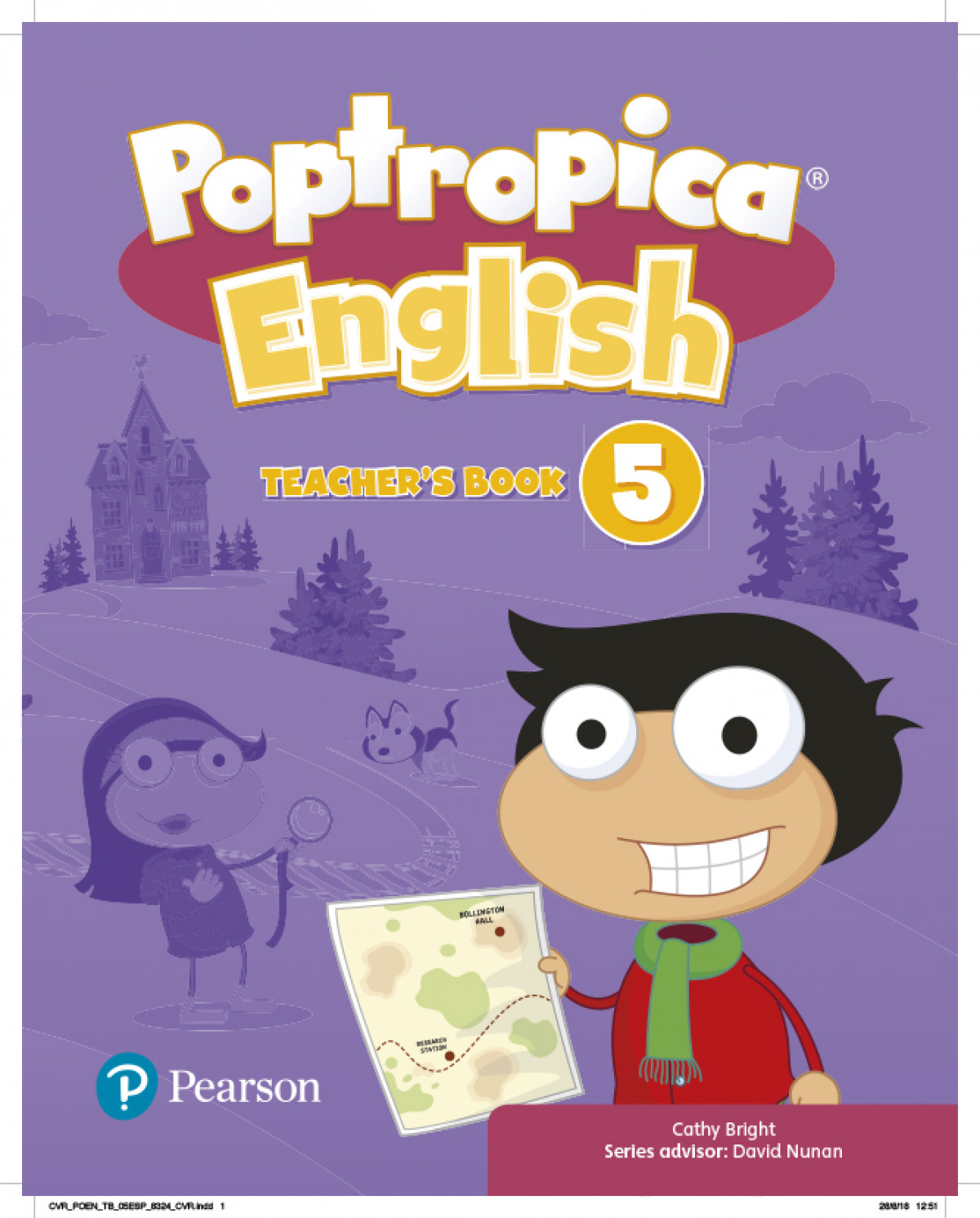 POPTROPICA ENGLISH 5 TB + 2 CODES