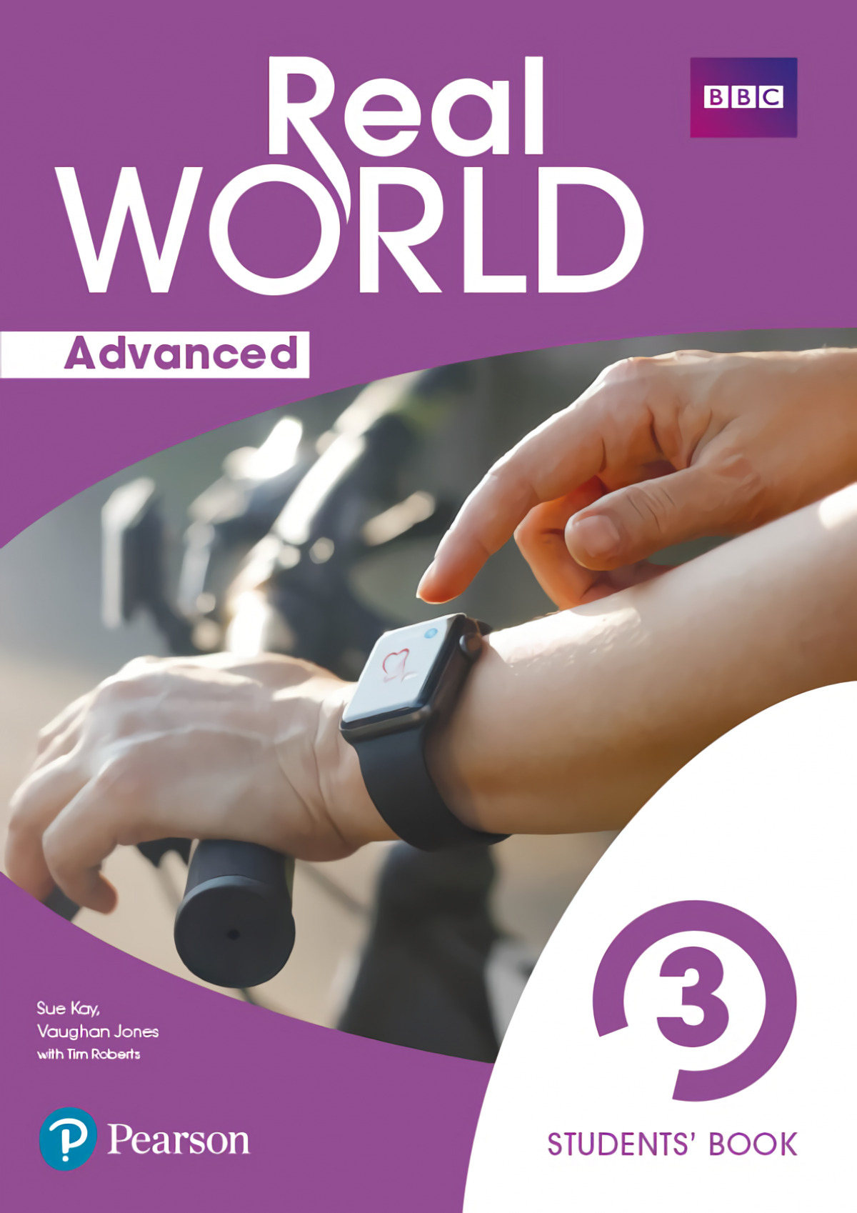 Real World Advanced 3 Students' Book with Online Area