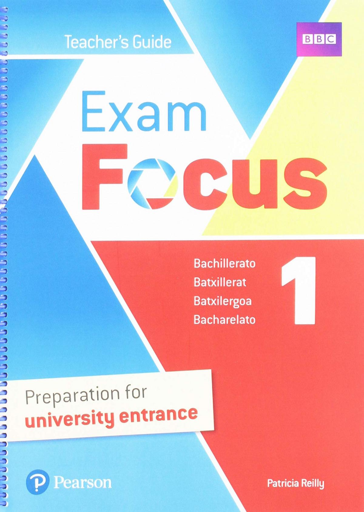 EXAM FOCUS 1 TEACHER'S PACK