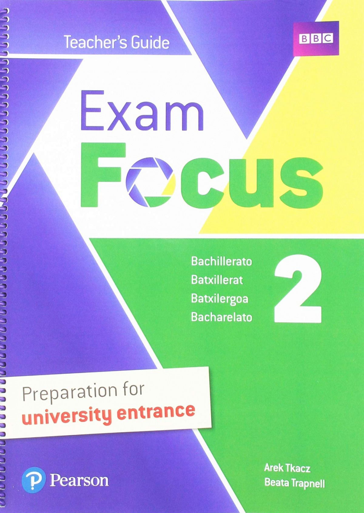 EXAM FOCUS 2 TEACHER'S PACK