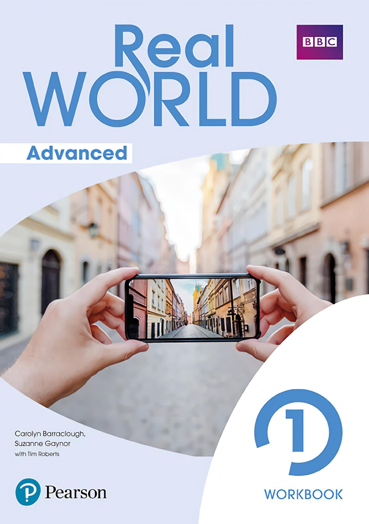 Real World Advanced 1 Workbook Print