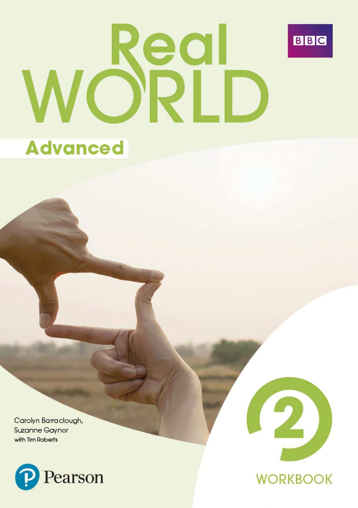 Real World Advanced 2 Workbook Print
