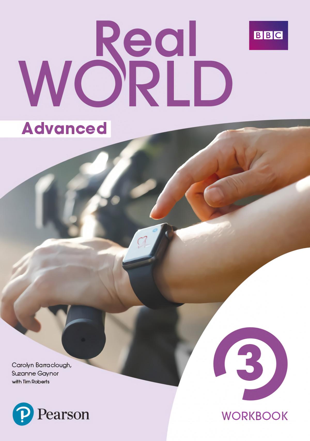 Real World Advanced 3 Workbook Print