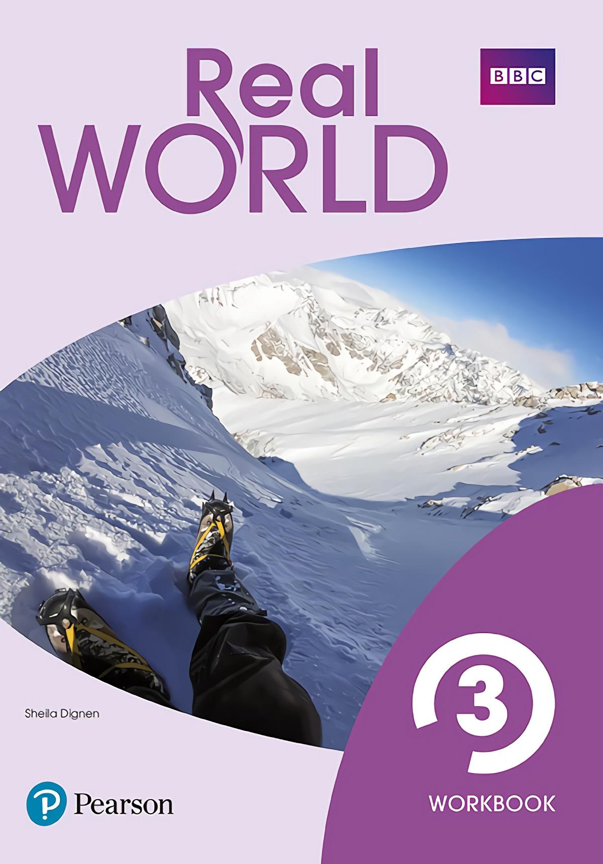 Real World 3 Workbook Print