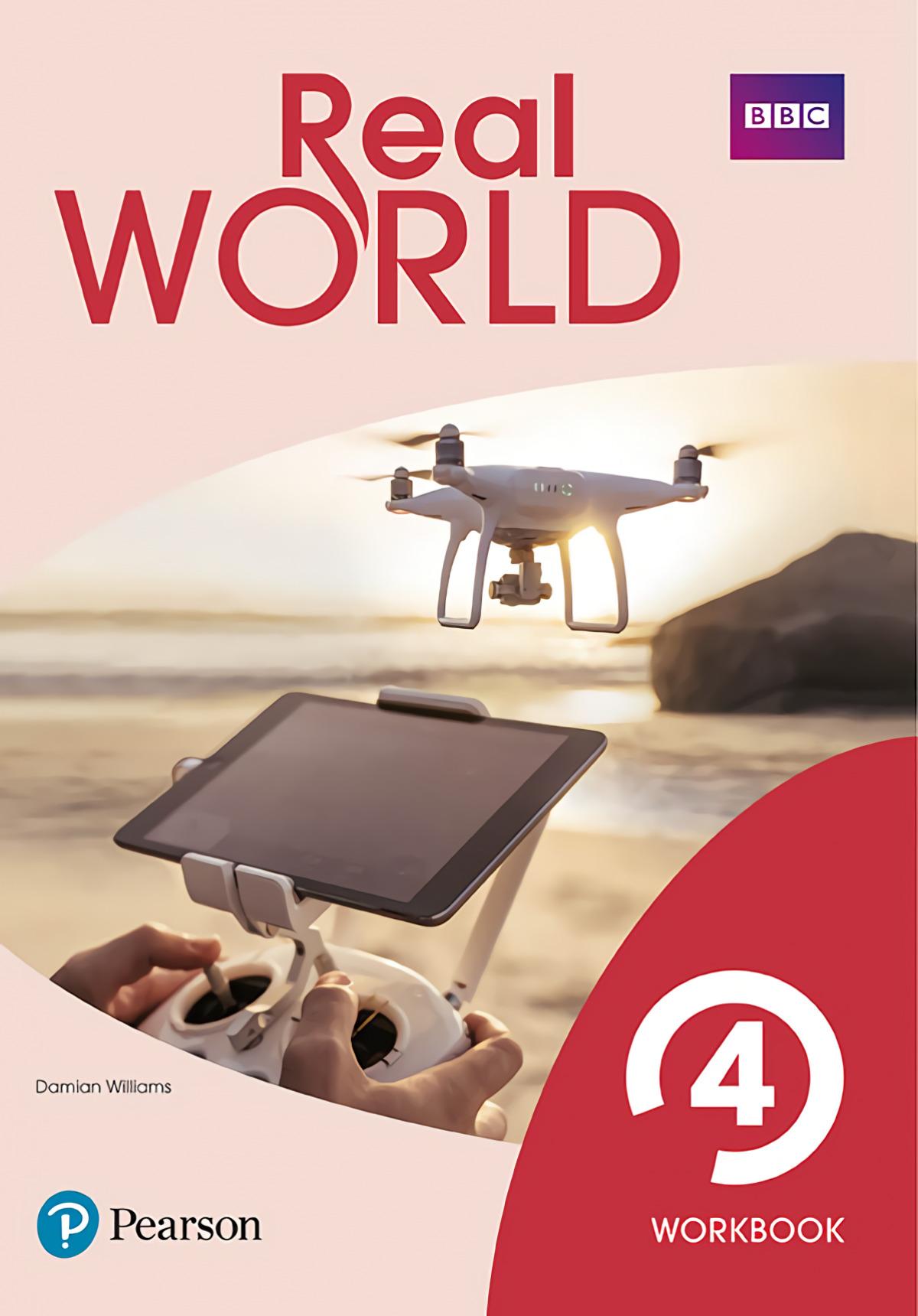 Real World 4 Workbook Print