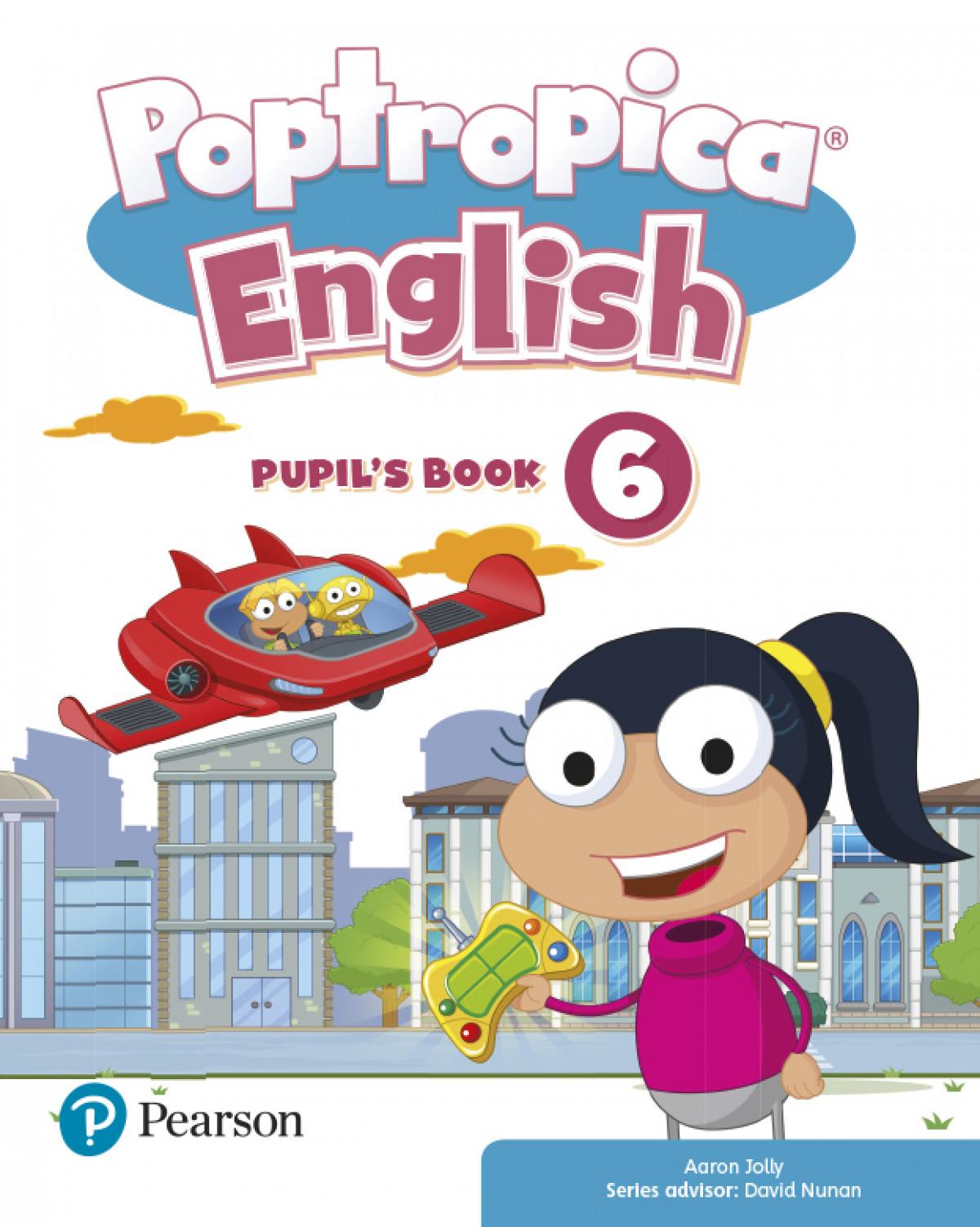 Poptropica English 6 Pupil's Book Print