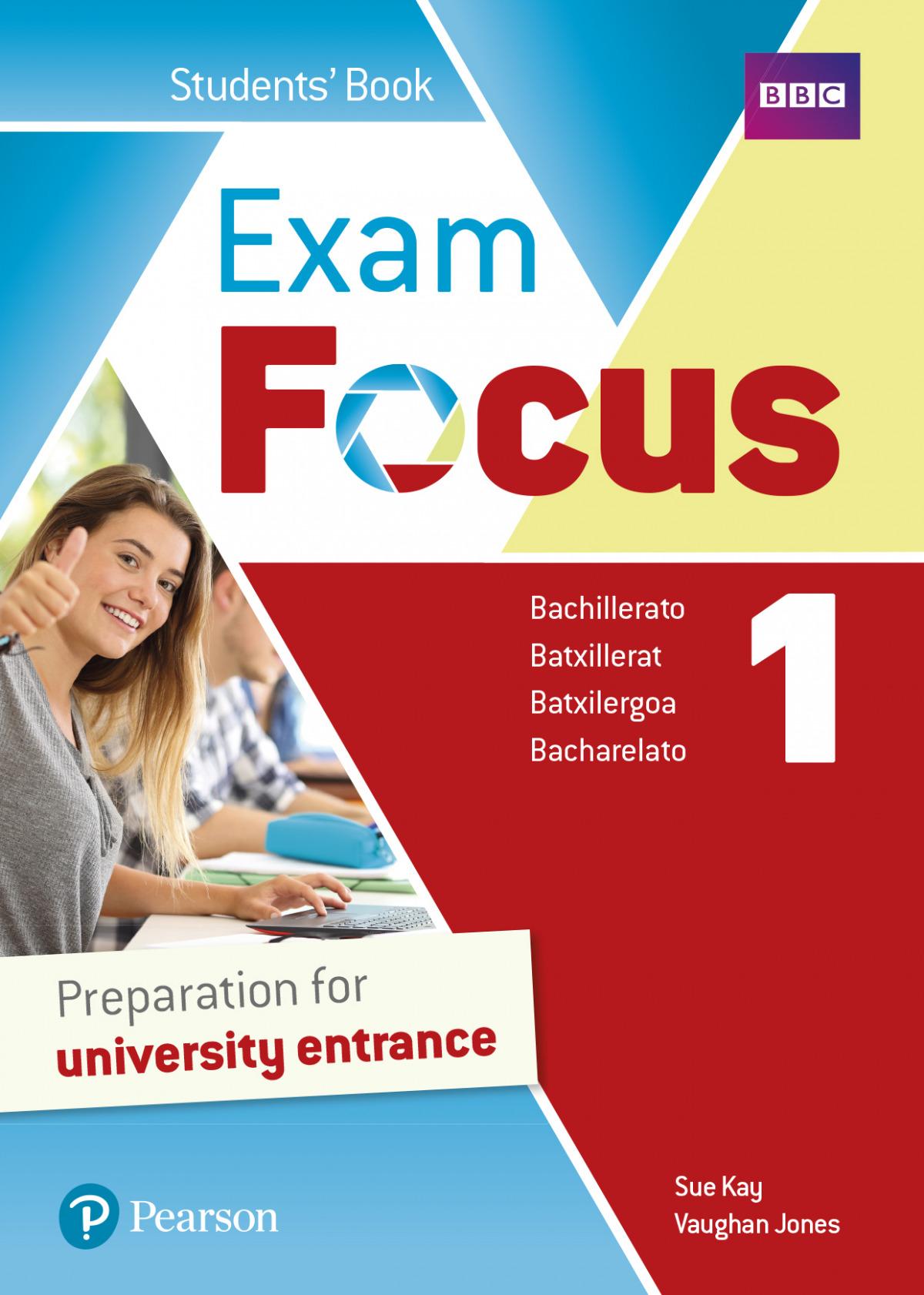 Exam Focus 1 Student's Book Print