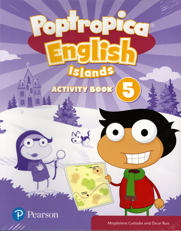Poptropica English Islands 5 Activity Book Print