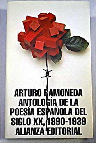 Antología de poesía española del siglo XX 1890-1939
