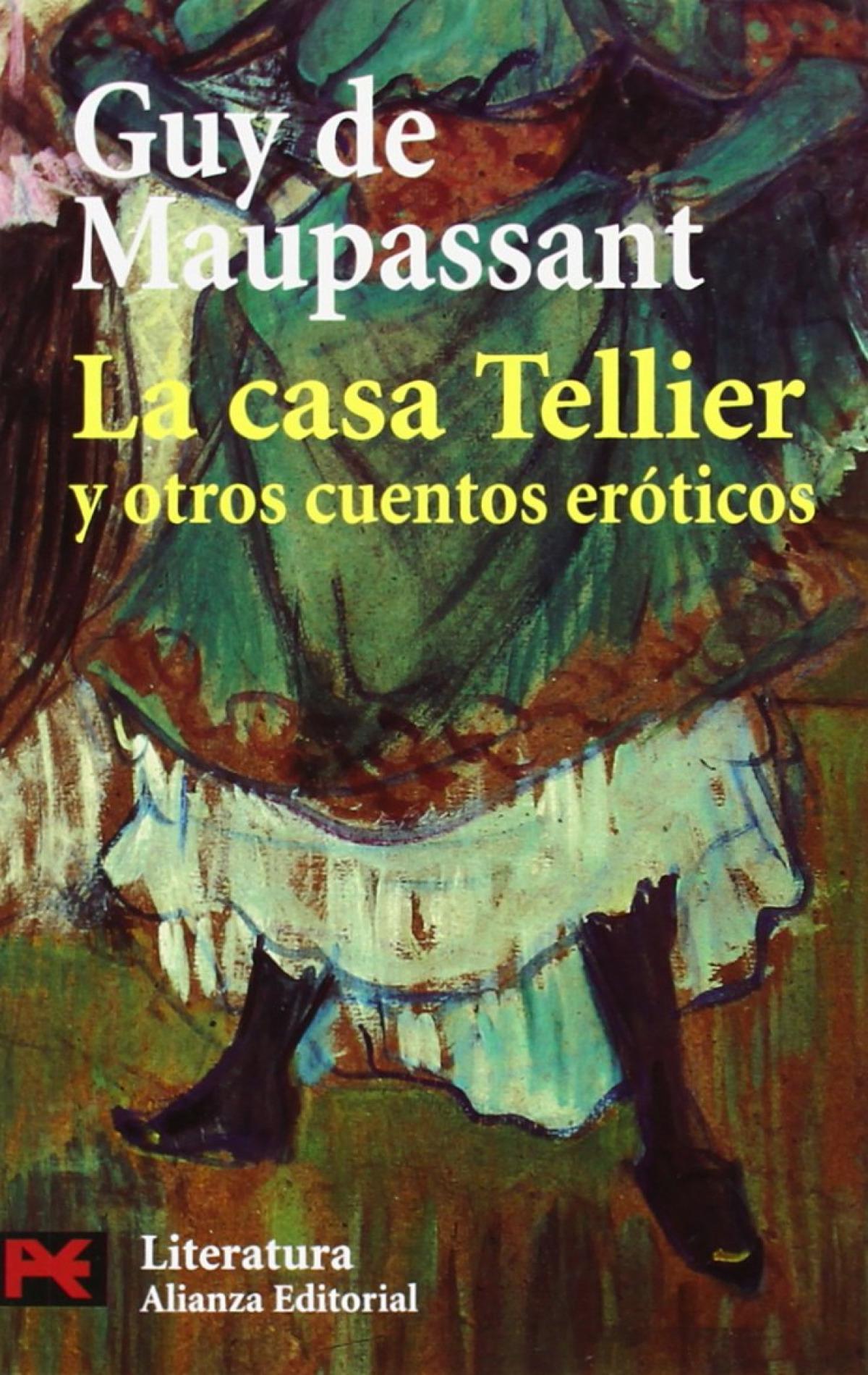 La casa Tellier y otros cuentos eróticos