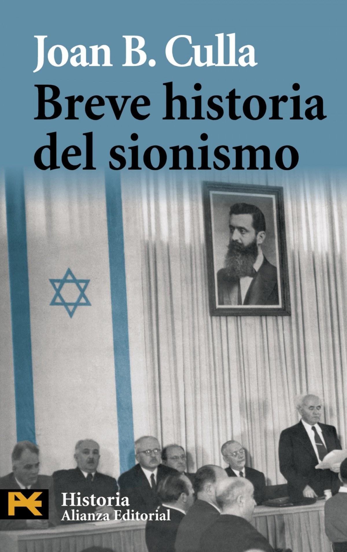 Breve historia del sionismo 9788420682587