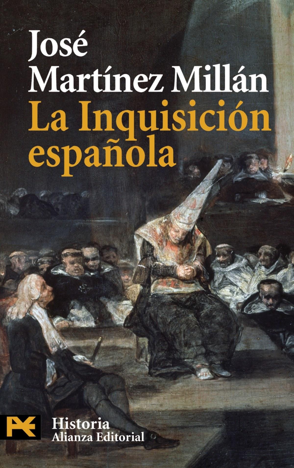 La inquisición Española 9788420682594