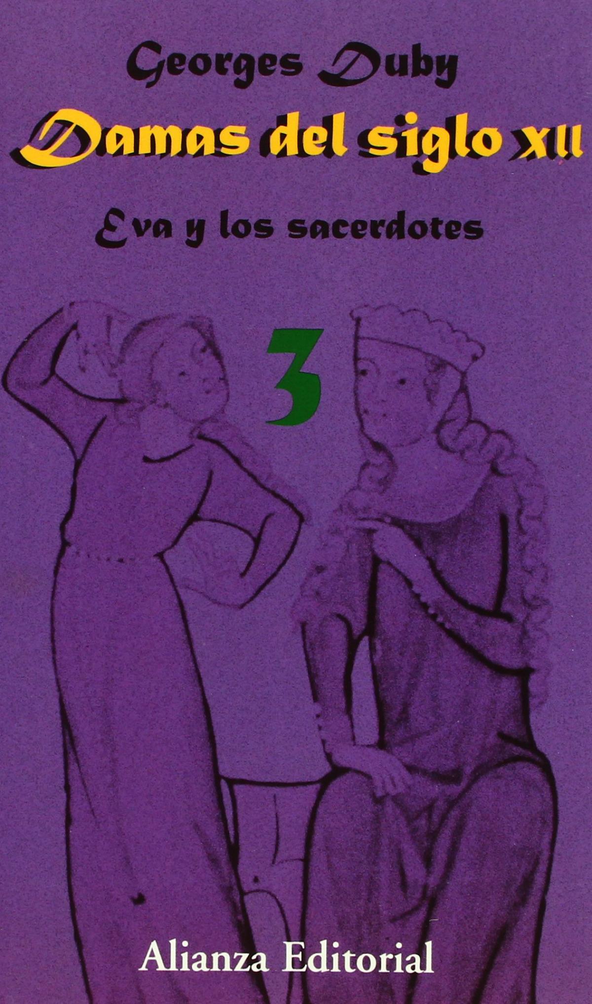 Damas del siglo XII. 3. Eva y los sacerdotes