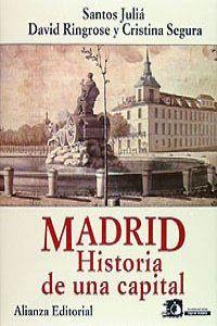 Madrid. Historia capital 9788420696959