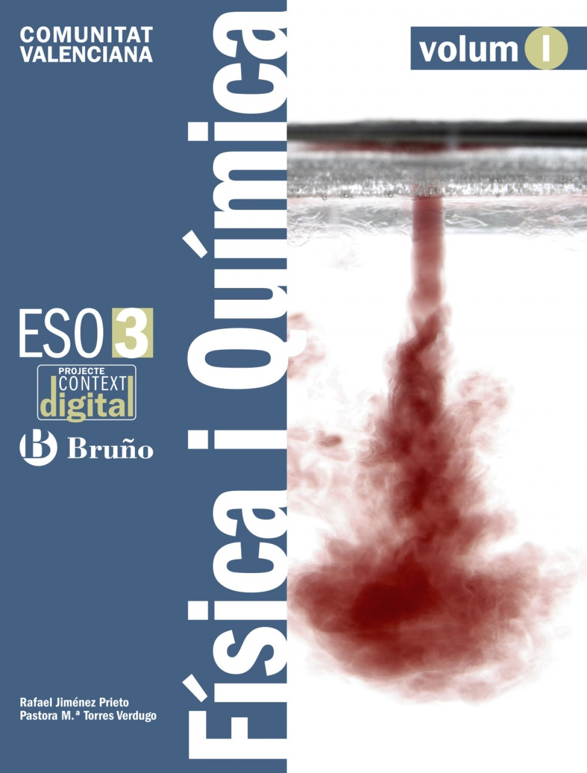 ContextDigital Física i Química 3 ESO Comunitat Valenciana