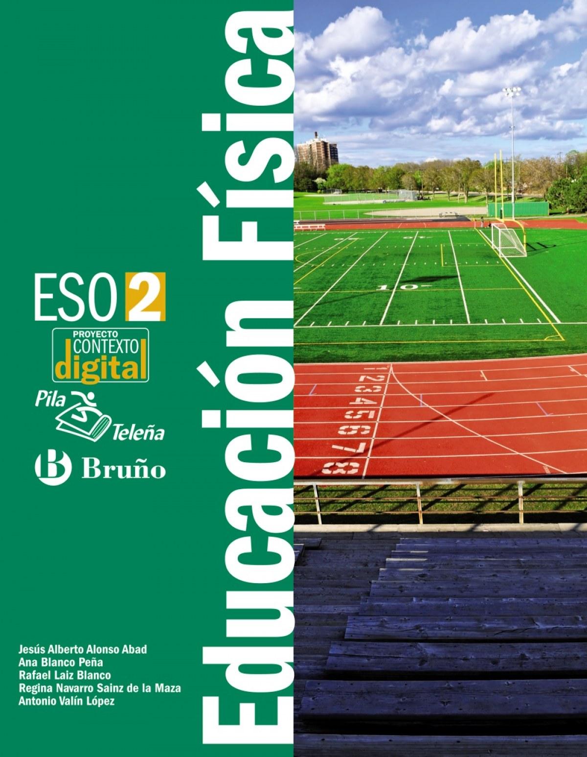 EDUCACION FISICA 2º.ESO (CONTEXTODIGITAL)