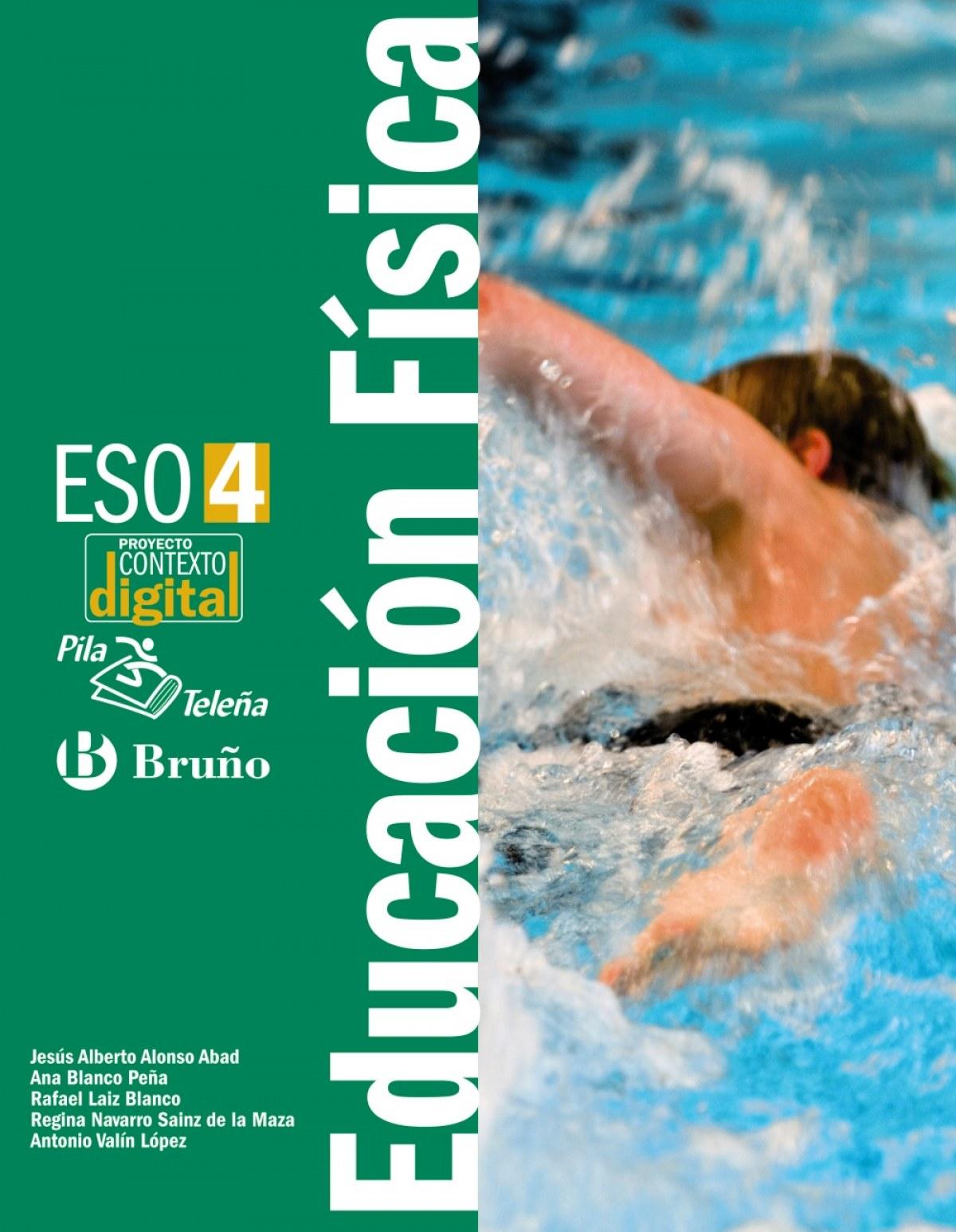 EDUCACION FISICA 4º.ESO (CONTEXTODIGITAL)