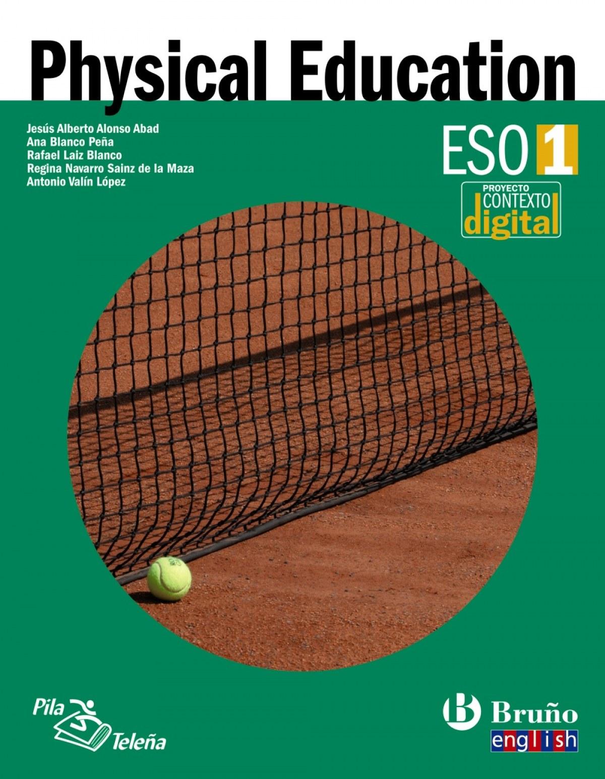 PHYSICAL EDUCATION 1º.ESO (EDUCACION FISICA INGLES)