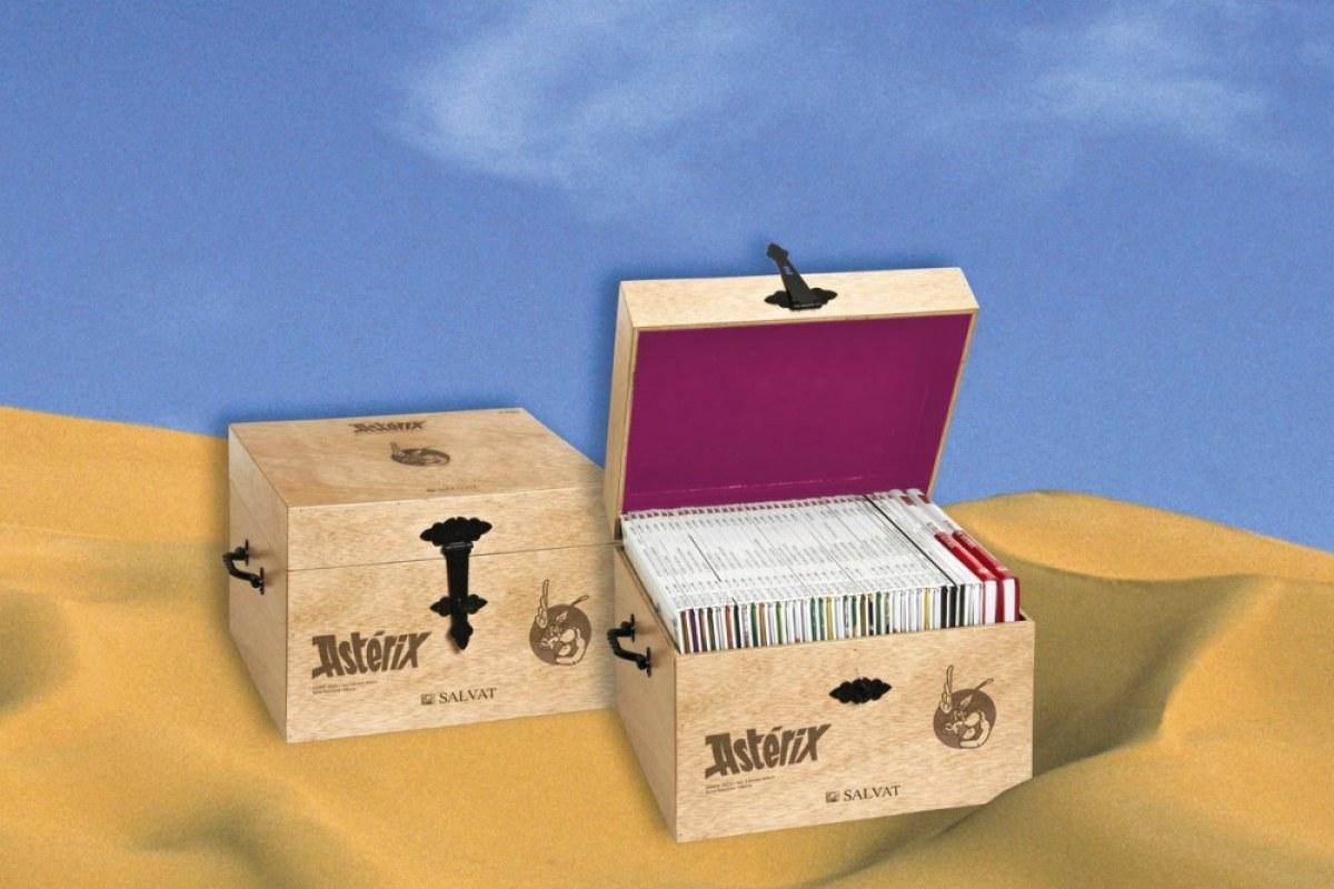 Caja estuche Asterix