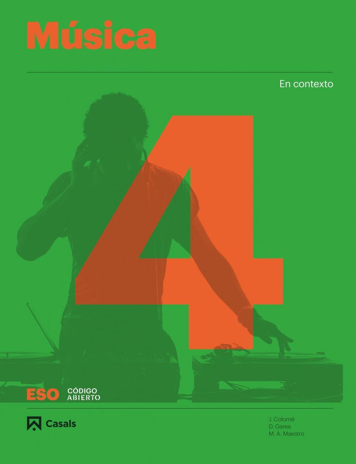 Música 4 ESO 2020