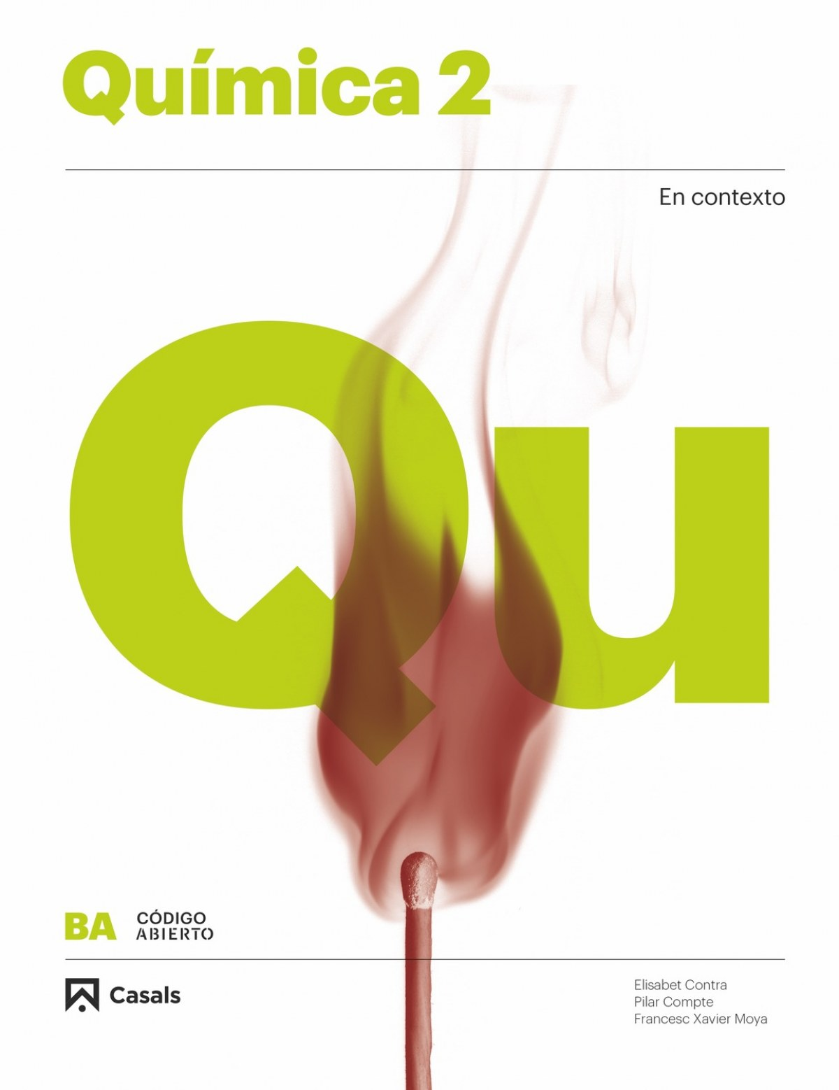 Química 2 BA ESP 2020