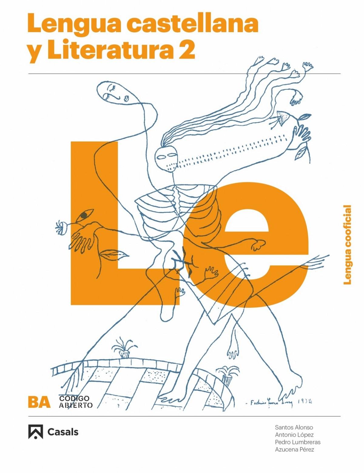 Lengua castellana y Literatura 2 BA Lengua cooficial 2020