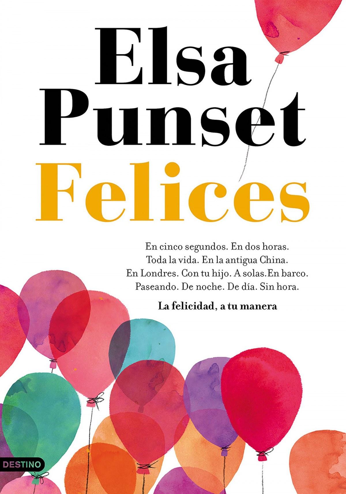 FELICES - ELSA PUNSET