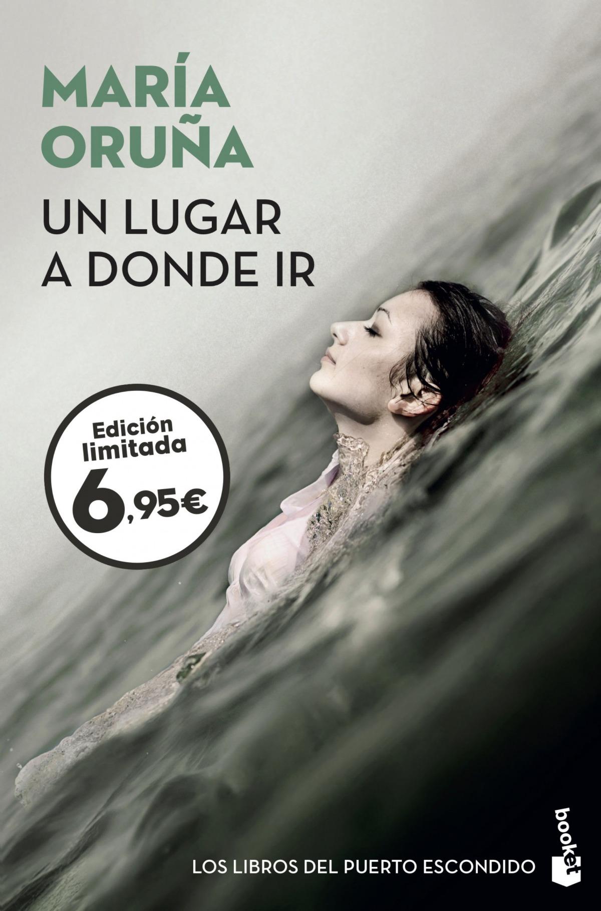 UN LUGAR A DONDE IR 9788423355648