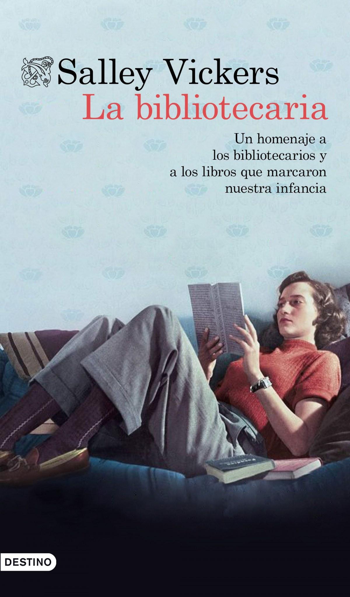 LA BIBLIOTECARIA 9788423356140