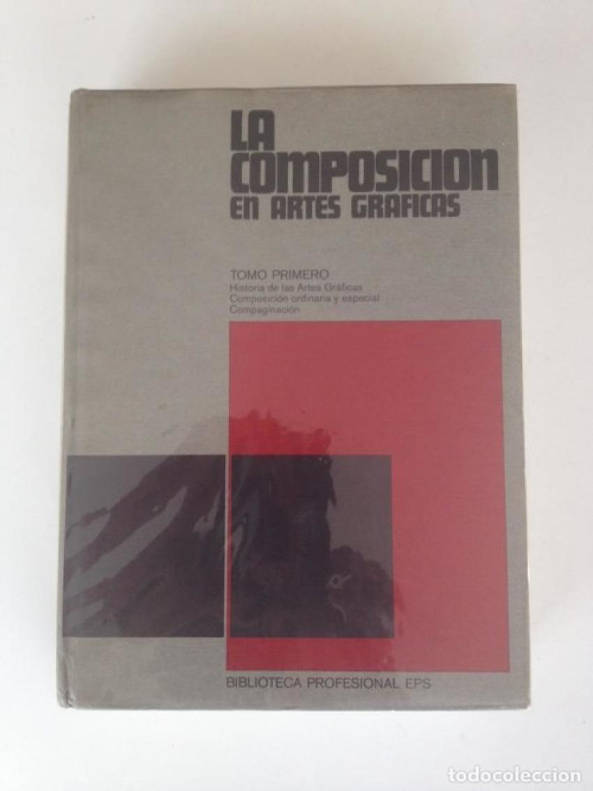 La composición en artes gráficas