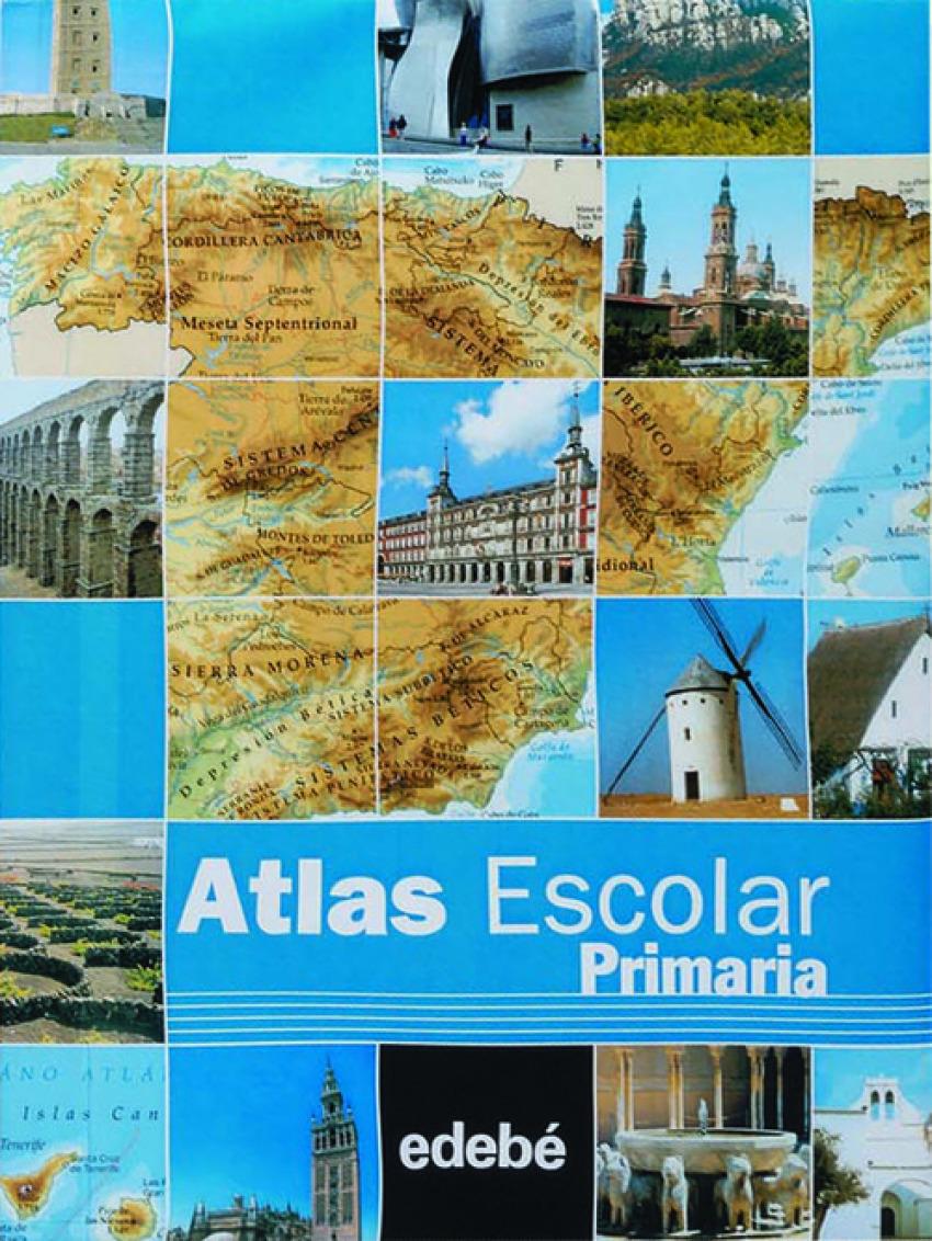 Atlas Escolar EDEBÉ (EP)