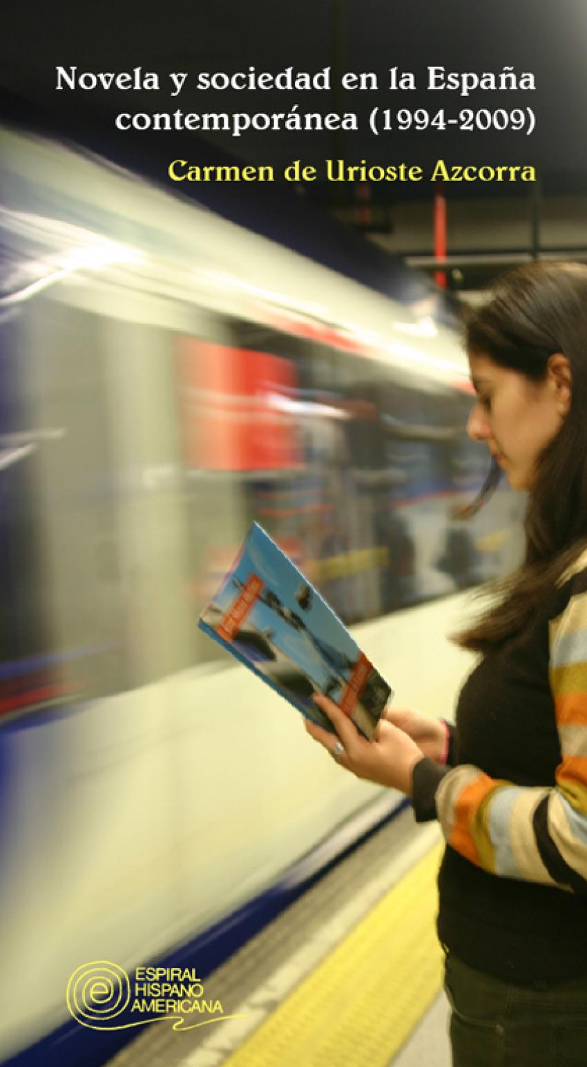 Novela y sociedad en la España Contemporánea