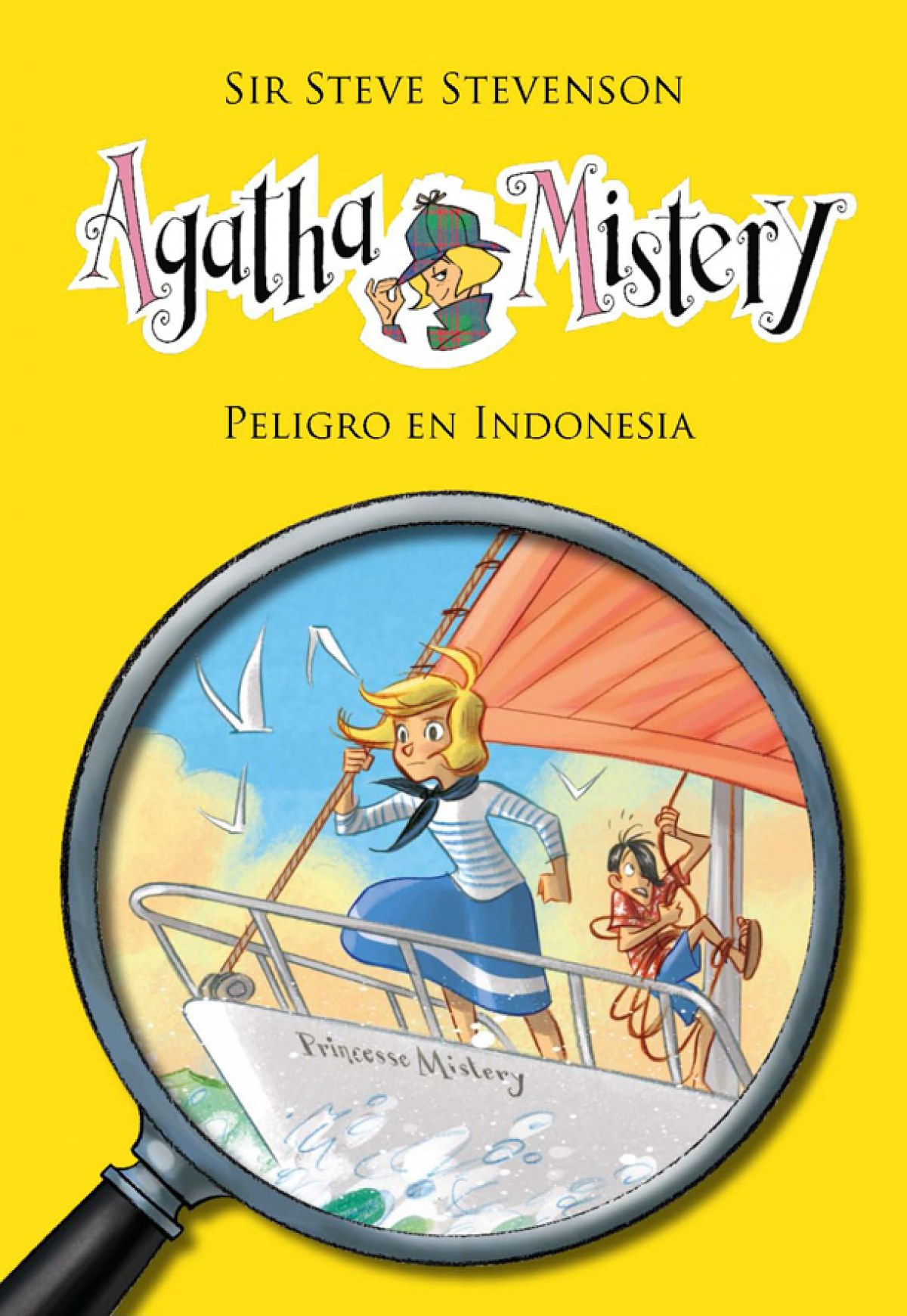 PELIGRO EN INDONESIA