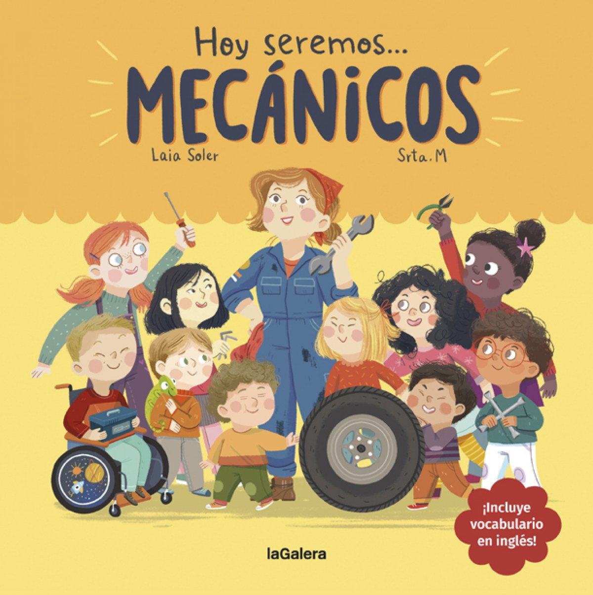 HOY SEREMOS MECÁNICOS