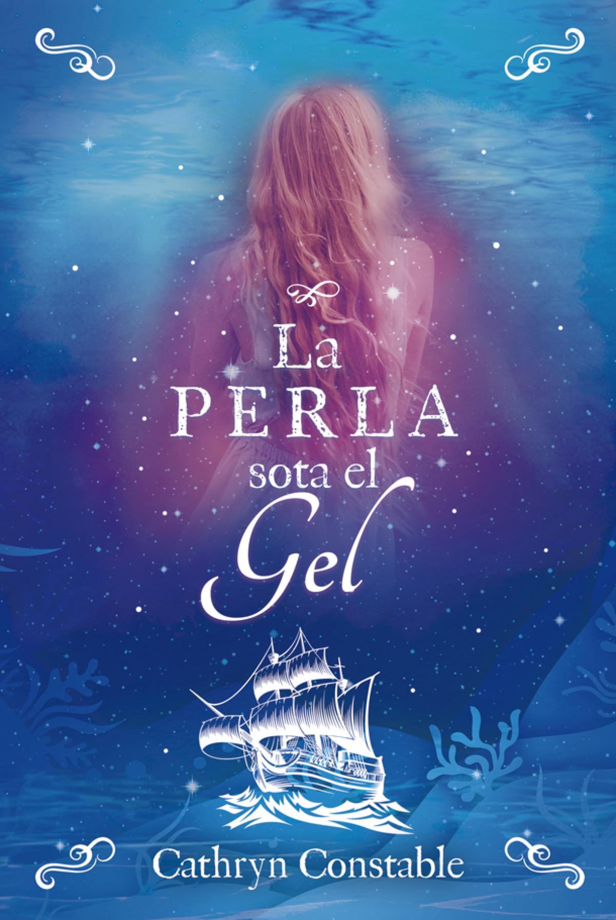 La perla sota el gel