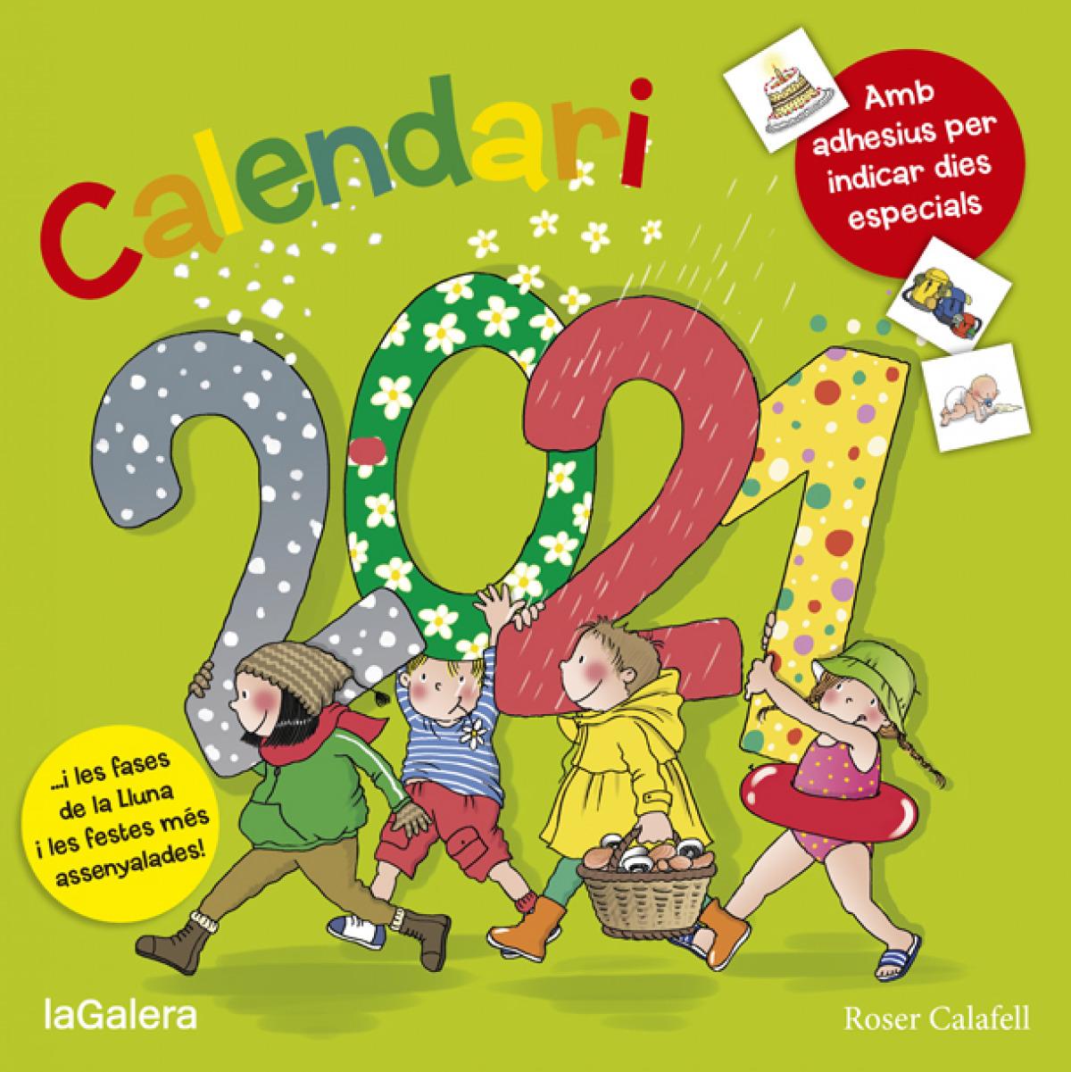 Calendari 2021 LaGalera