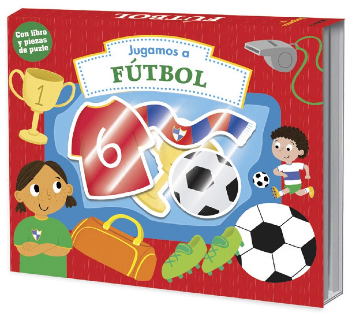 Jugamos a fútbol