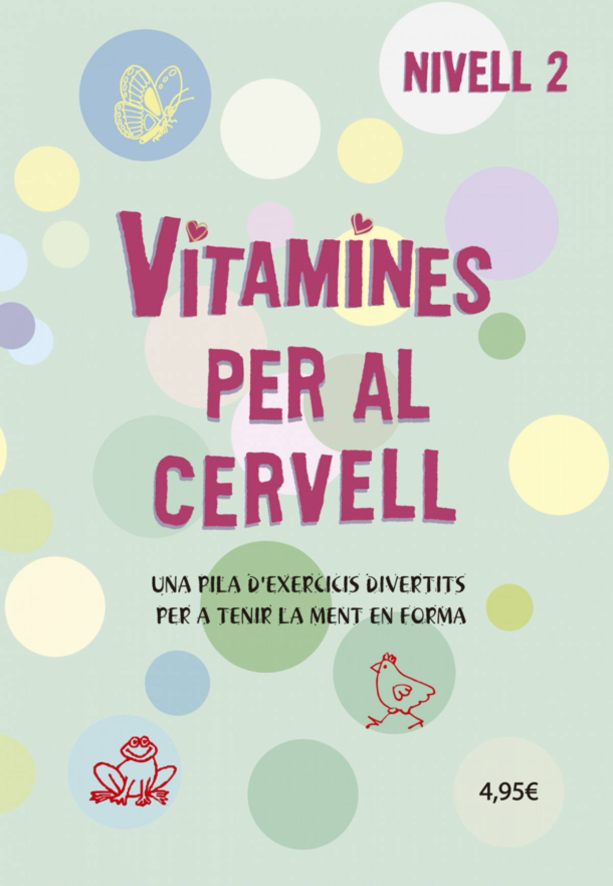 Vitamines per al cervell 2