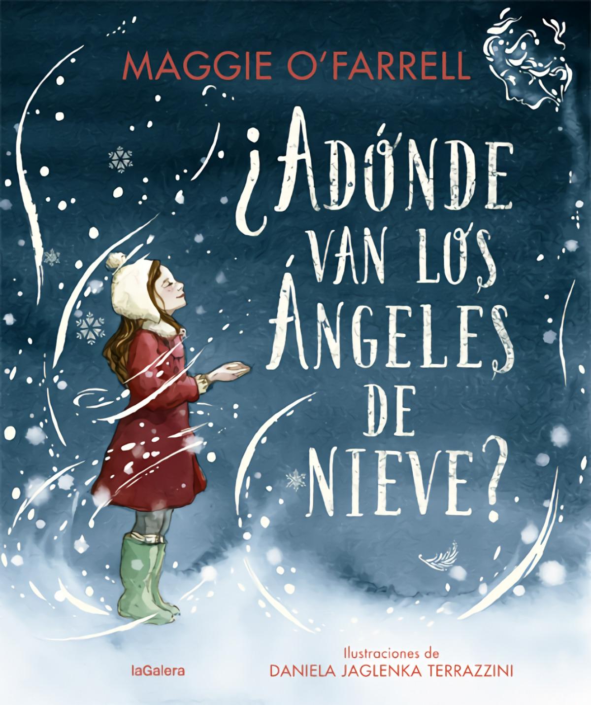 ¿Adónde van los ángeles de nieve?