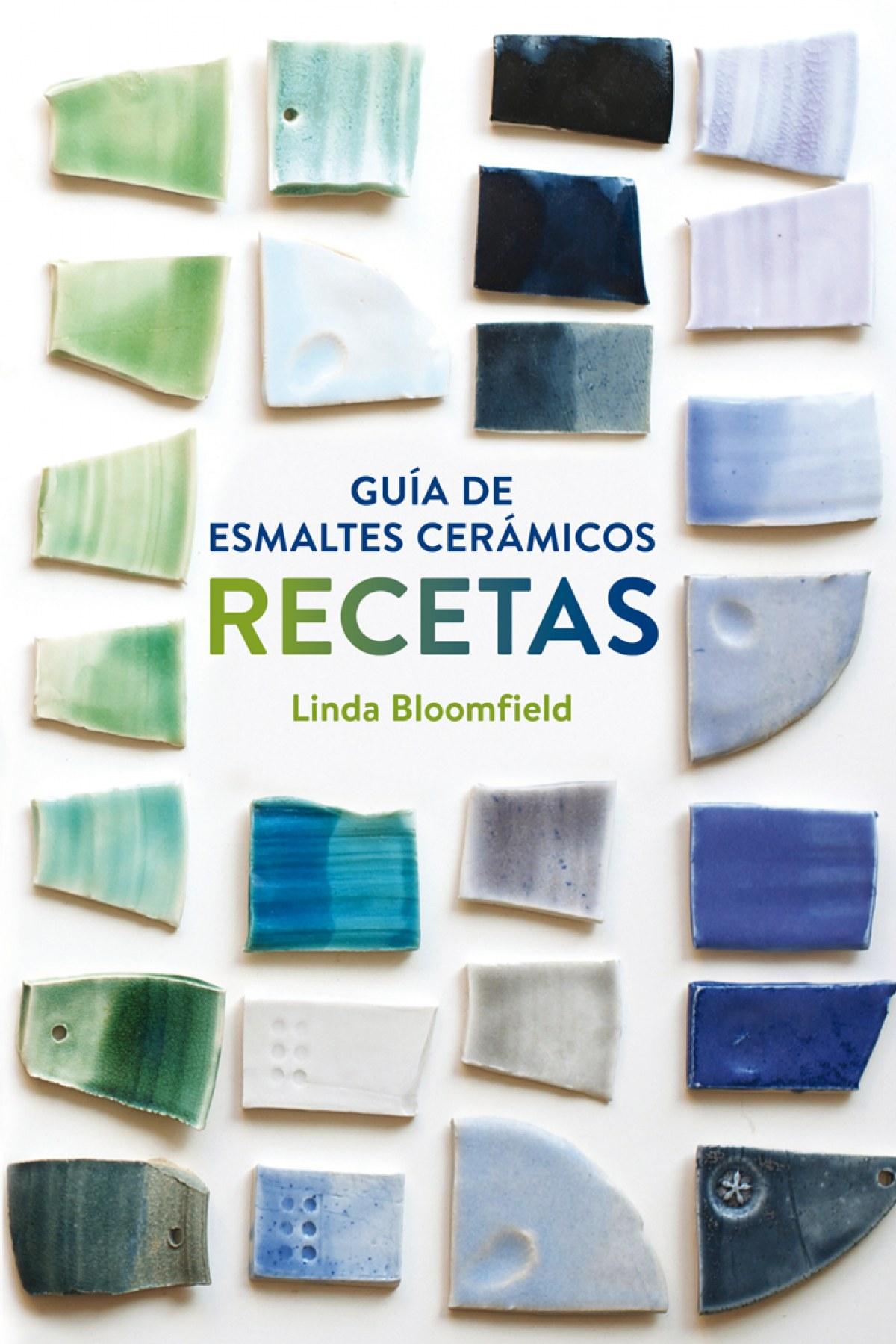Guía de esmaltes cerámicos 9788425228803