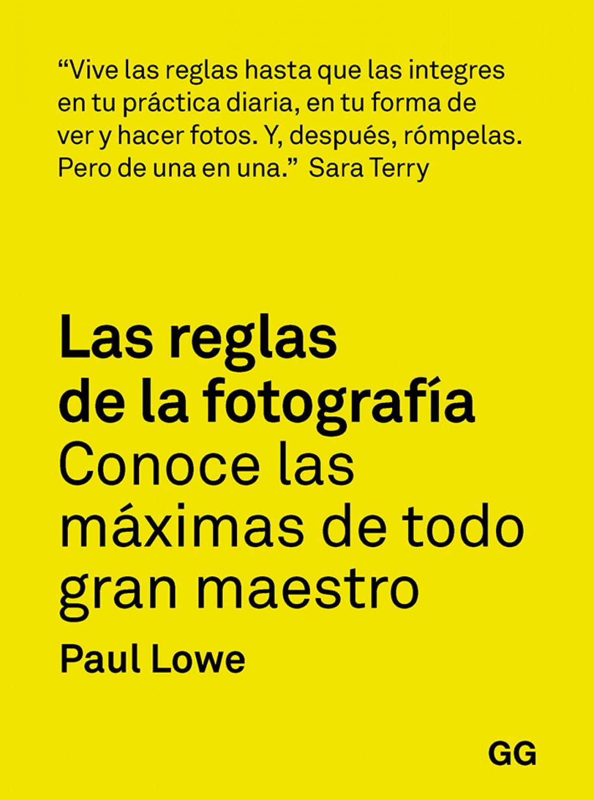 Las reglas de la fotografía