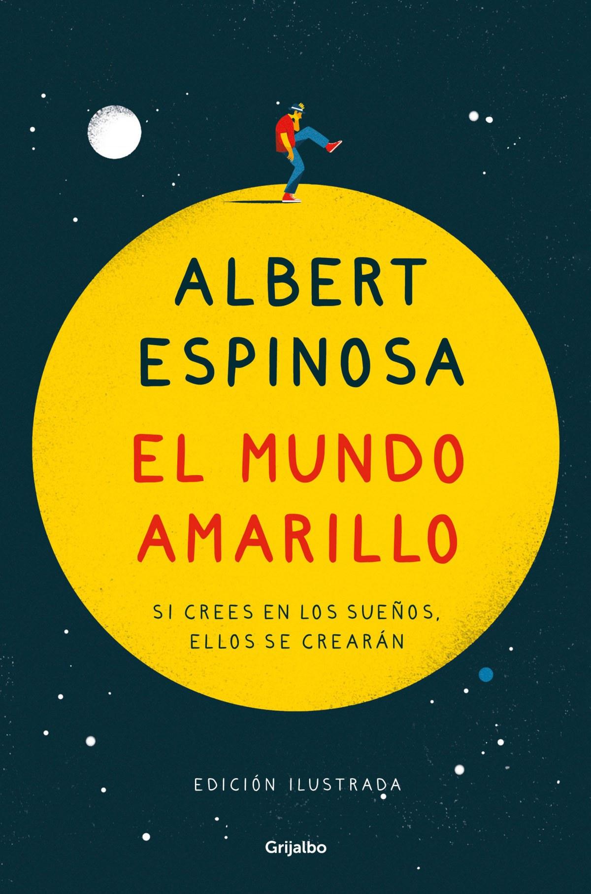 El mundo amarillo (edición ilustrada)