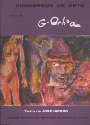 58.CUADERNOS DE ARTE: DIBUJOS DE G. OCHOA