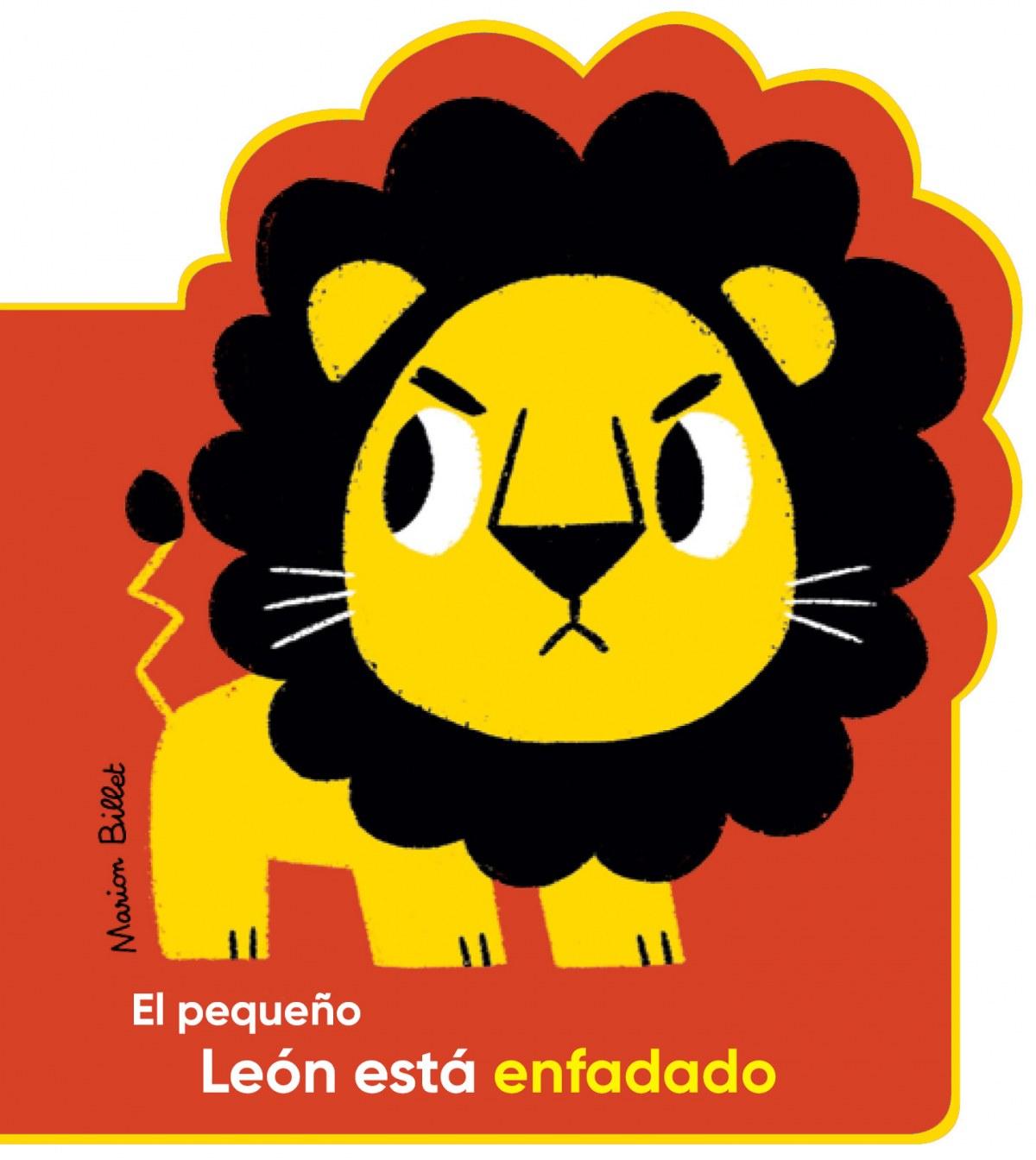 EL PEQUEñO LEËN EST- ENFADADO 9788426145031