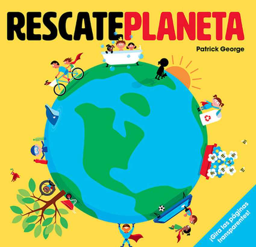 RESCATE PLANETA 9788426145697