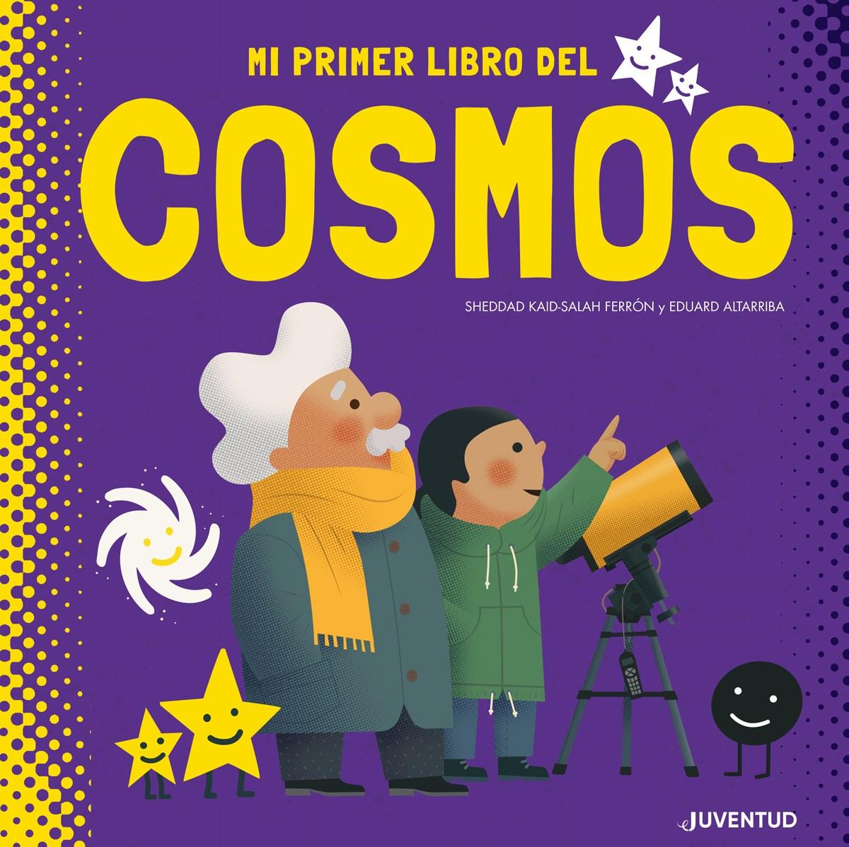 Mi primer libro del Cosmos