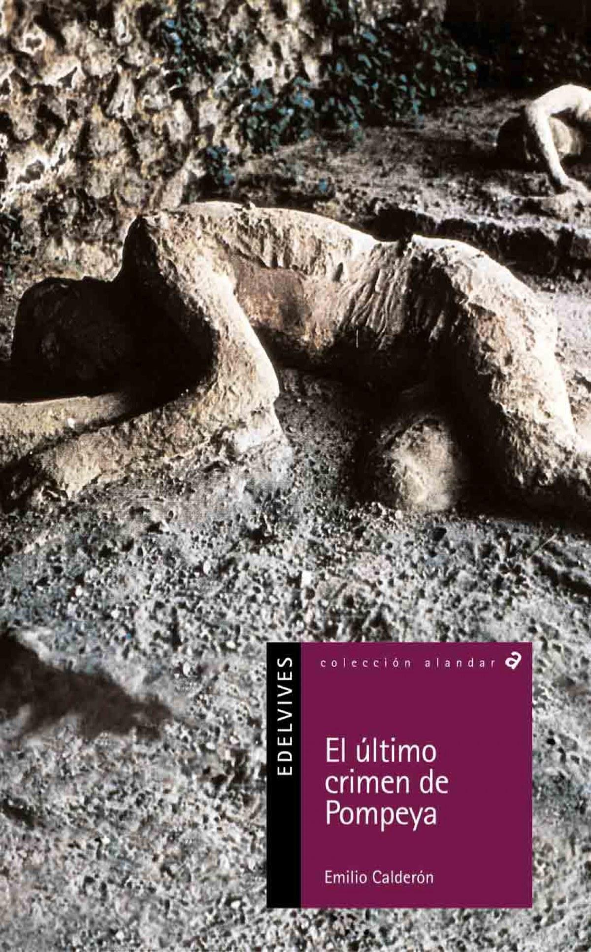 El ultimo crimen de Pompeya